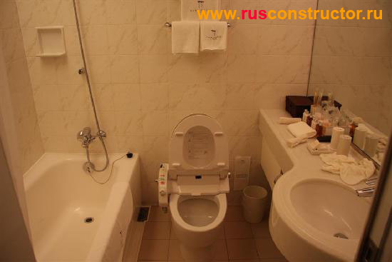 Дизайн маленькой ванны - 4