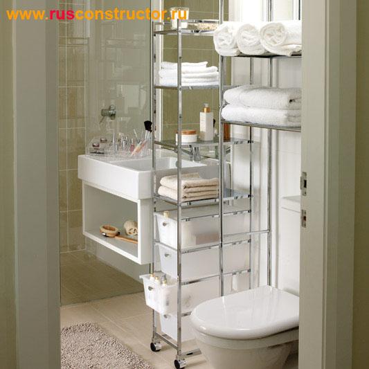Дизайн маленькой ванны - 8