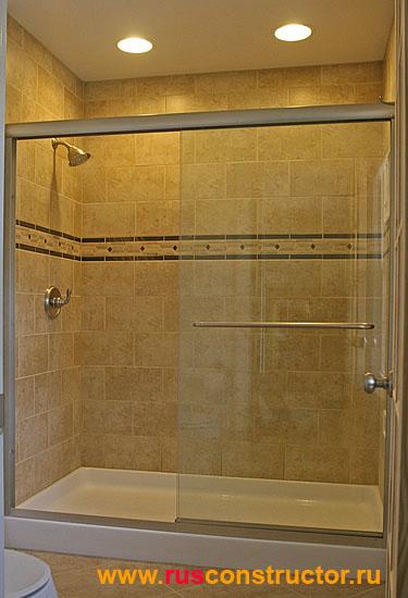 Дизайн маленькой ванны - 9